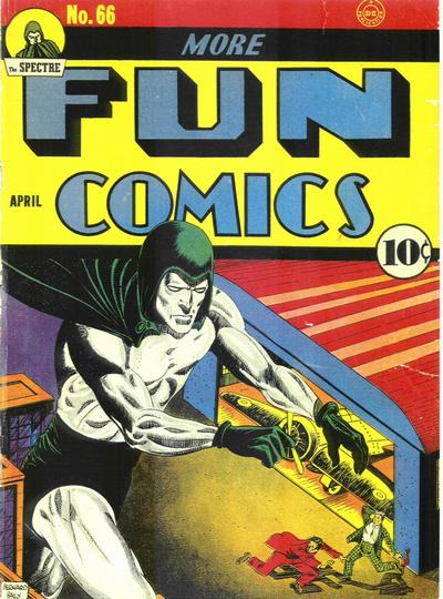 Cover for More Fun Comics (DC, 1936 series) #66