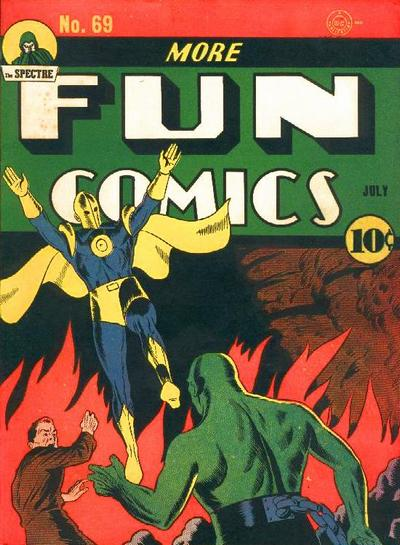 Cover for More Fun Comics (DC, 1936 series) #69