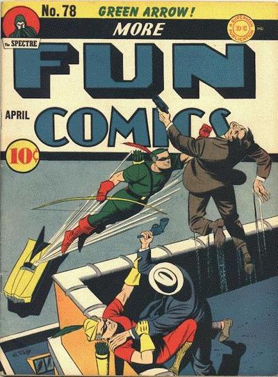 Cover for More Fun Comics (DC, 1936 series) #78