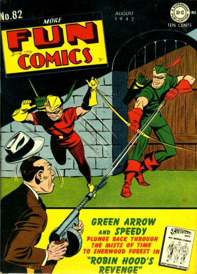 Cover for More Fun Comics (DC, 1936 series) #82