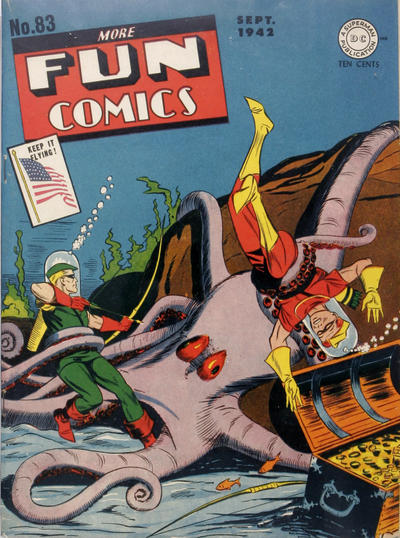 Cover for More Fun Comics (DC, 1936 series) #83