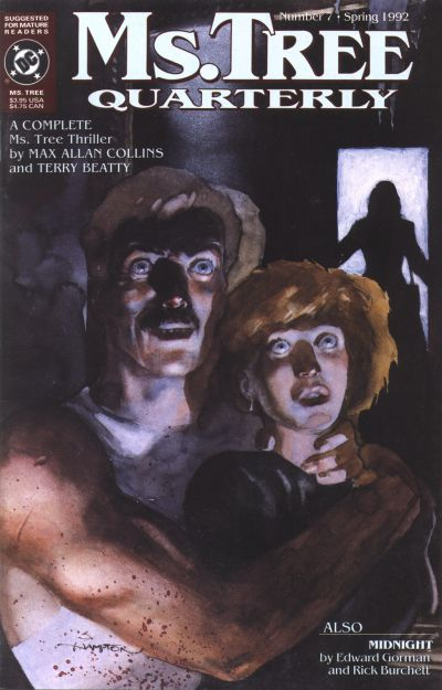 Cover for Ms. Tree Quarterly (DC, 1990 series) #7