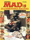 Cover for Mad (inbundna årgångar) (Semic, 1977 series) #22 årg. 1981