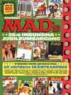 Cover for Mad (inbundna årgångar) (Semic, 1977 series) #28 årg. 1987