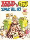 Cover for Mad's stora julpajare (Semic, 1982 series) #1984