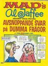 Cover for Mad's stora julpajare (Semic, 1982 series) #1987