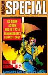 Cover for Magnum Special (Atlantic Förlags AB, 1989 series) #1/1990
