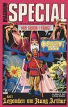 Cover for Magnum Special (Atlantic Förlags AB, 1989 series) #1/1991