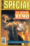 Cover for Magnum Special (Atlantic Förlags AB, 1989 series) #2/1992