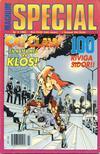 Cover for Magnum Special (Atlantic Förlags AB, 1989 series) #3/1992