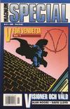 Cover for Magnum Special (Atlantic Förlags AB, 1989 series) #6/1993