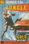Cover for Mannen från U.N.C.L.E. (Semic, 1966 series) #2