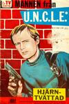 Cover for Mannen från U.N.C.L.E. (Semic, 1966 series) #4