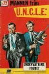 Cover for Mannen från U.N.C.L.E. (Semic, 1966 series) #5