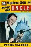 Cover for Mannen från U.N.C.L.E. (Semic, 1966 series) #7
