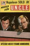 Cover for Mannen från U.N.C.L.E. (Semic, 1966 series) #8/1967