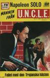 Cover for Mannen från U.N.C.L.E. (Semic, 1966 series) #10