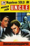Cover for Mannen från U.N.C.L.E. (Semic, 1966 series) #13