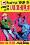 Cover for Mannen från U.N.C.L.E. (Semic, 1966 series) #14