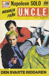 Cover for Mannen från U.N.C.L.E. (Semic, 1966 series) #15