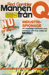 Cover for Mannen från Q (Semic, 1973 series) #10/1973