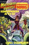 Cover for Månadens äventyr (Semic, 1985 series) #1/1986
