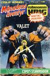 Cover for Månadens äventyr (Semic, 1985 series) #9/1986
