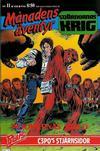 Cover for Månadens äventyr (Semic, 1985 series) #11/1986