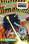 Cover for Månadens äventyr (Semic, 1985 series) #1/1987