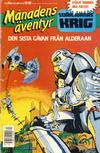 Cover for Månadens äventyr (Semic, 1985 series) #4/1987