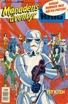 Cover for Månadens äventyr (Semic, 1985 series) #8/1987