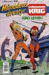 Cover for Månadens äventyr (Semic, 1985 series) #10/1987