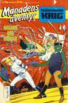 Cover for Månadens äventyr (Semic, 1985 series) #11/1987