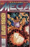 Cover for Mega Marvel (Semic, 1996 series) #3/1996 - Thanos
