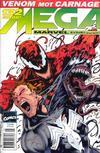 Cover for Mega Marvel (Semic, 1996 series) #5/1996 - Venom mot Carnage