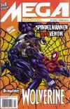 Cover for Mega Marvel (Egmont, 1997 series) #4/1998