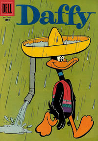 Cover Thumbnail for Daffy (Dell, 1956 series) #11