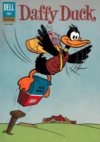 Cover for Daffy Duck (Dell, 1959 series) #30