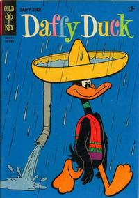 Cover Thumbnail for Daffy Duck (Western, 1962 series) #43