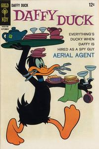Cover Thumbnail for Daffy Duck (Western, 1962 series) #50