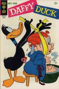 Cover Thumbnail for Daffy Duck (Western, 1962 series) #52
