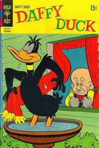 Cover Thumbnail for Daffy Duck (Western, 1962 series) #55
