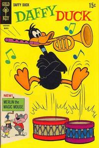 Cover Thumbnail for Daffy Duck (Western, 1962 series) #56