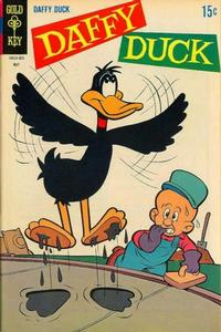 Cover Thumbnail for Daffy Duck (Western, 1962 series) #57