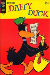 Cover Thumbnail for Daffy Duck (Western, 1962 series) #58