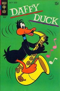 Cover Thumbnail for Daffy Duck (Western, 1962 series) #62
