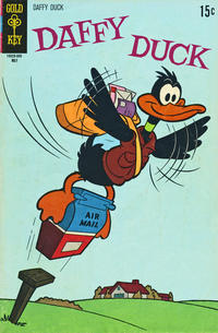 Cover Thumbnail for Daffy Duck (Western, 1962 series) #63