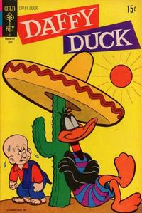 Cover Thumbnail for Daffy Duck (Western, 1962 series) #70