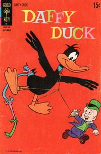 Cover Thumbnail for Daffy Duck (Western, 1962 series) #71 [Gold Key]