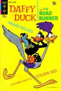 Cover Thumbnail for Daffy Duck (Western, 1962 series) #72 [Gold Key]